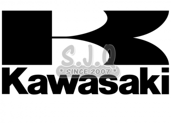 Sticker quad kawasaki 3