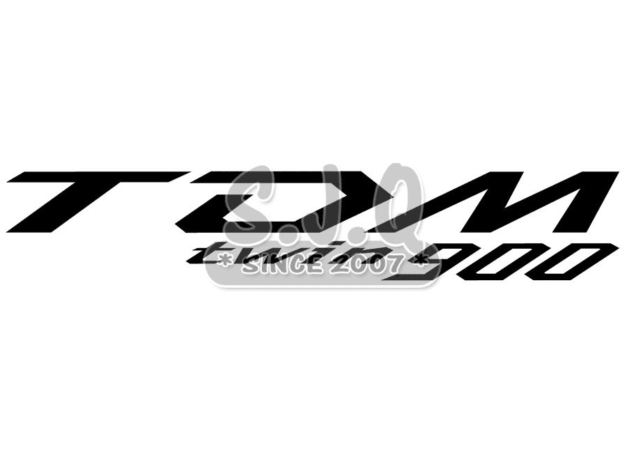 Sticker Moto Yamaha Tdm 900 Boutique En Ligne Autocollant